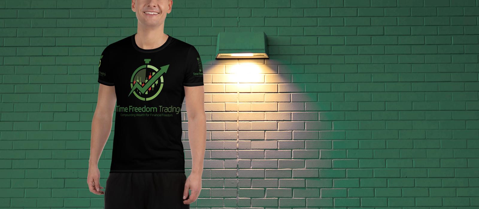 Men's Athletic <br/> T-Shirts